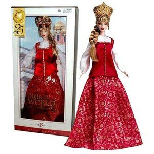 Barbie Dolls of the World Princess Imperial Russia
